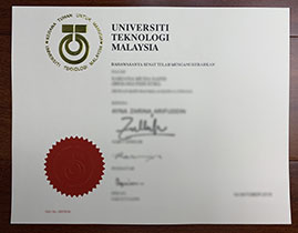 Where to buy a fake degree from UTM?