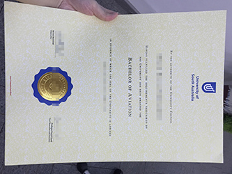 How to Make University of South Australia Fake Degree Certificate