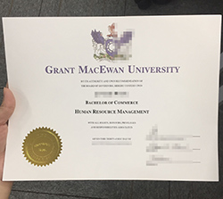How Much For Grant MacEwan University Degree Certificate