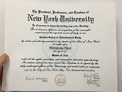 Is It Reliable To Buy Fake New York University Degree