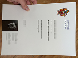 How Safety To Buy Fake University of Bolton Diploma Certificate