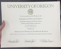 How To Purchase Fake University of Oregon Diploma Certificate