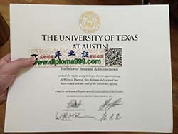 How to Buy Fake University of Texas at Austin Degree Certificate