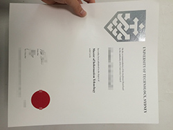 Buy Fake University of Technology Sydney Diploma Certificate