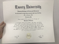 How to Buy Emory University Fake Diploma Certificate