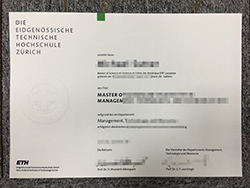 How To Get ETH Zürich Fake Diploma, Buy ETH Master Degree