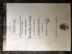 How to Buy Fake Loughborough University Diploma Certificate