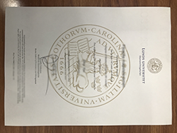 Buy Fake Lunds University Diploma Certificate Online