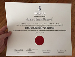 Fake University of Toronto Diploma, Buy Canadian Fake Degree
