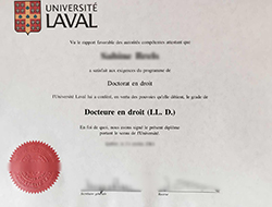 How To Get A Laval University Fake Diploma Certificate