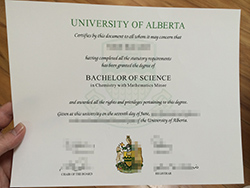 Where To Buy University of Alberta Fake Degree Certificate