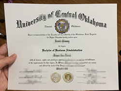 How Much For University of Central Oklahoma Degree