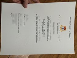 How Long to Get University of Sydney Fake Diploma