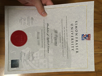 How To Make Simon Fraser University Diploma, SFU Fake Bachelor Degree