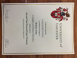 Where to Obtain University of Leicester Fake Diploma
