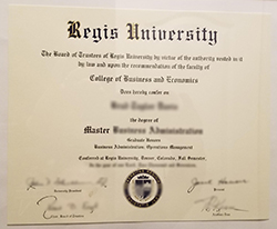 How to Sell Fake Regis University Diploma Degree