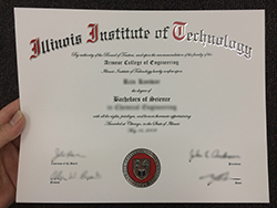 How to Sell Fake Illinois Institute of Technology Diploma