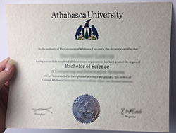 Where to Buy Athabasca University Diploma in Canada?