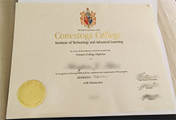 Where to Buy Fake Conestoga College Diploma Online