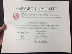 How to Obtain Fake Harvard University Diploma Certificate