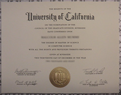 How to Order Fake UC Riverside Degree