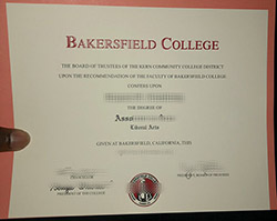 How to Buy Bakersfield College Diploma Online