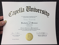 How to Obtain Capella University fake certificate in 5 Days