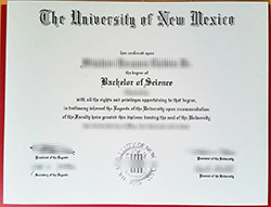 Where to Make Fake University of New Mexico Degree