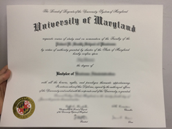 How to Buy Fake University of Maryland, College Park Diploma