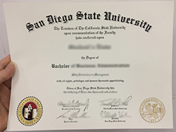 How I Improved My San Diego State University Fake Diploma In One Day