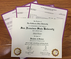 San Francisco State University Fake Diploma Secrets Finally Exposed