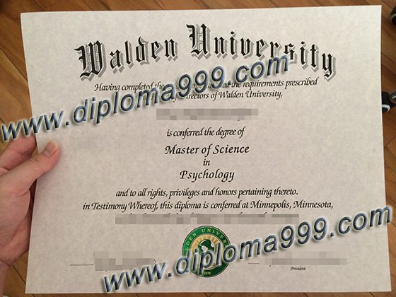buy Walden University diploma, buy fake certificate