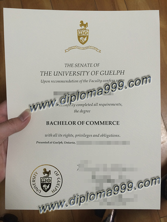 buy fake degree from University of Guelph, buy fake diploma
