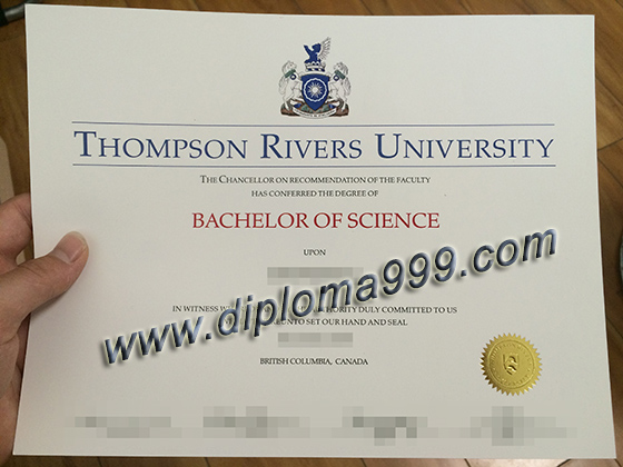 buy fake diploma from TRU, buy fake certificate