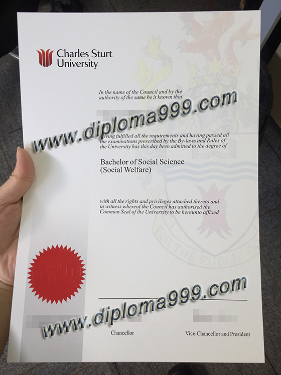 buy Charles Sturt University degree, buy fake diploma