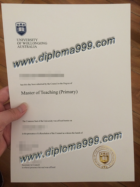 buy University of Wollongong degree, buy fake UOW diploma