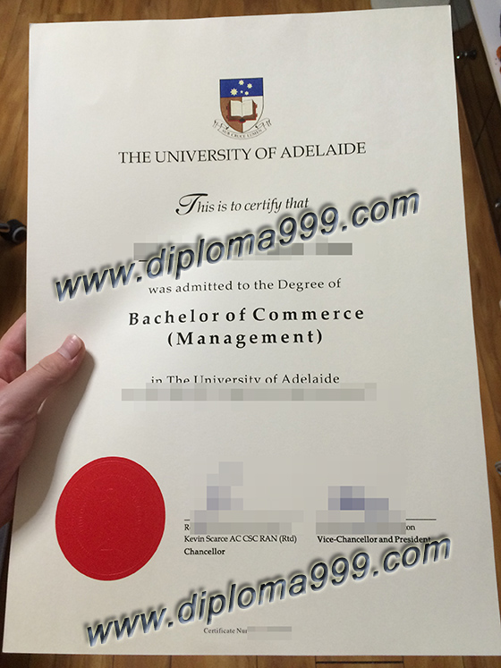 University of Adelaide degree sample, buy fake diploma