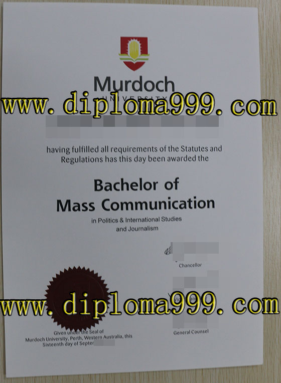 Murdoch University degree,Buy Murdoch University diploma