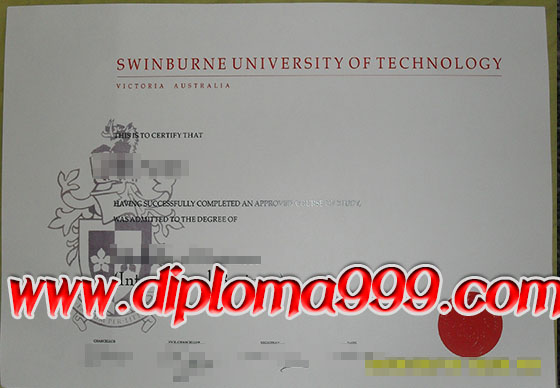 Where to buy fake Swinburne University of Technology degree