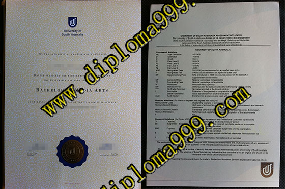 Buy University of South Australia diploma and transcript