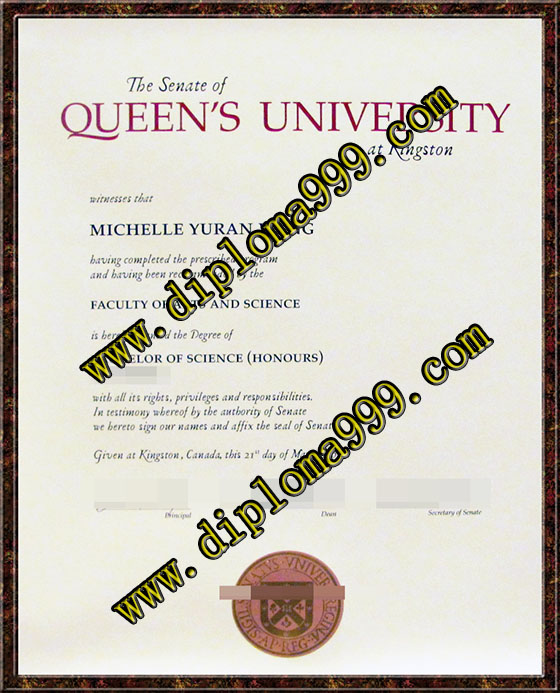 Fake Queen's University degree in CAD