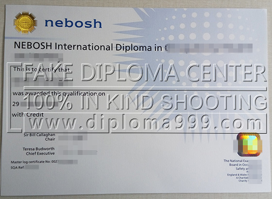 Where to buy a fake Nebosh diploma online?