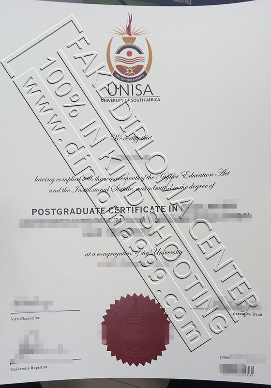 Buy fake degree from the university of South Africa(Unisa)