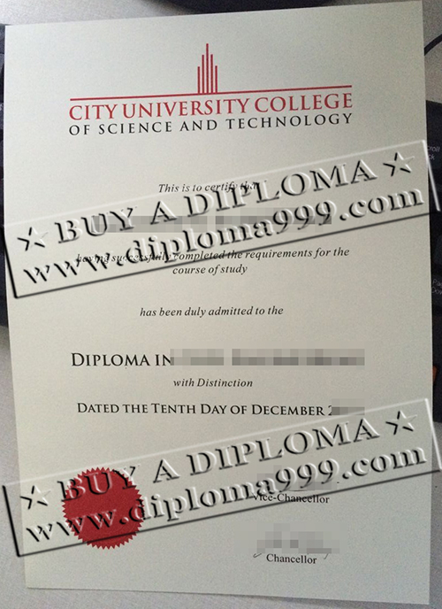 Fake CUCST degree, buy a CUCST diploma