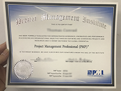 Where to Buy Fake PMP Certificate Online