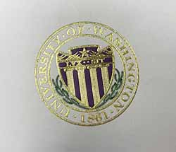 University of Washington Diploma Certificate Seal Sample