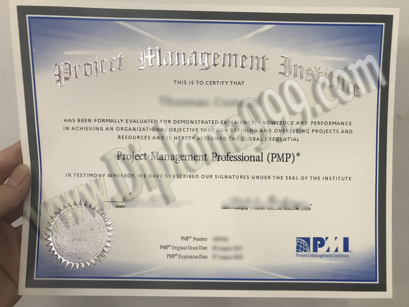 We will Provide You High-Quality PMP Certificate