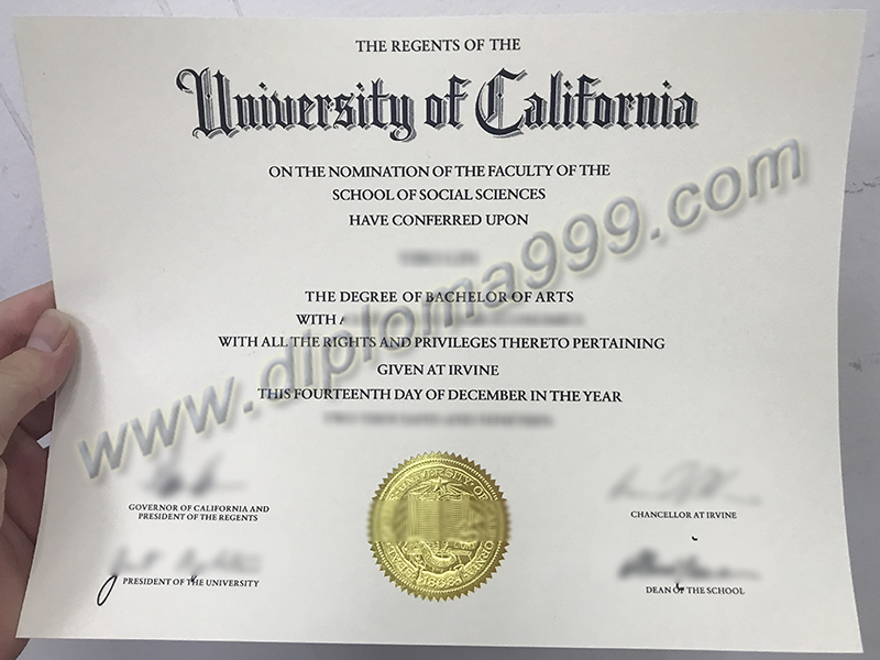 How to Get a UC Irvine Diploma and Transcript