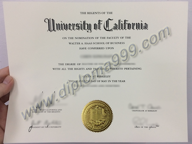 Fake UC Berkeley Diploma For Sale, Buy Fake Degree Online