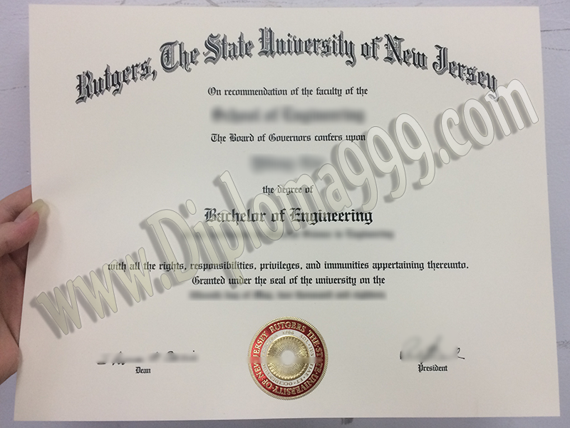 How Can I Get an Undergraduate Fake Degree From Rutgers University